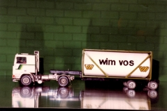 Model voor in de Windtunnel met WindNeus 1